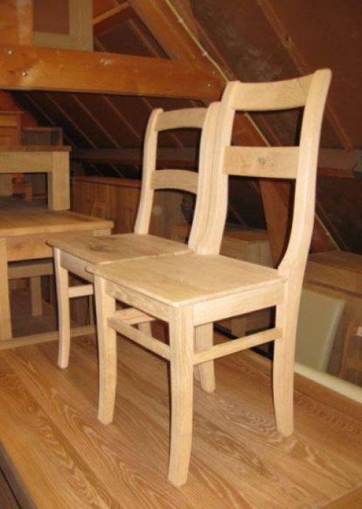Eiken stoelen eiken meubelmakerij geeraths for Stoelen keuken