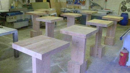 Horeca meubilair eiken meubelmakerij geeraths for Meubels horeca