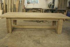 Eiken Tafels Schijndel : Oud eiken tafels eiken meubelen meubelmakerij geeraths