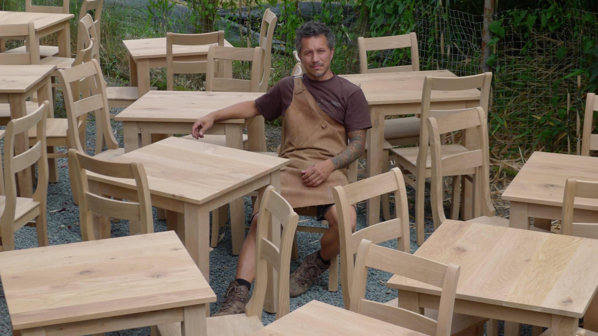 Bekend Eiken meubels van Geraaths Meubelmaker Limburg YR07